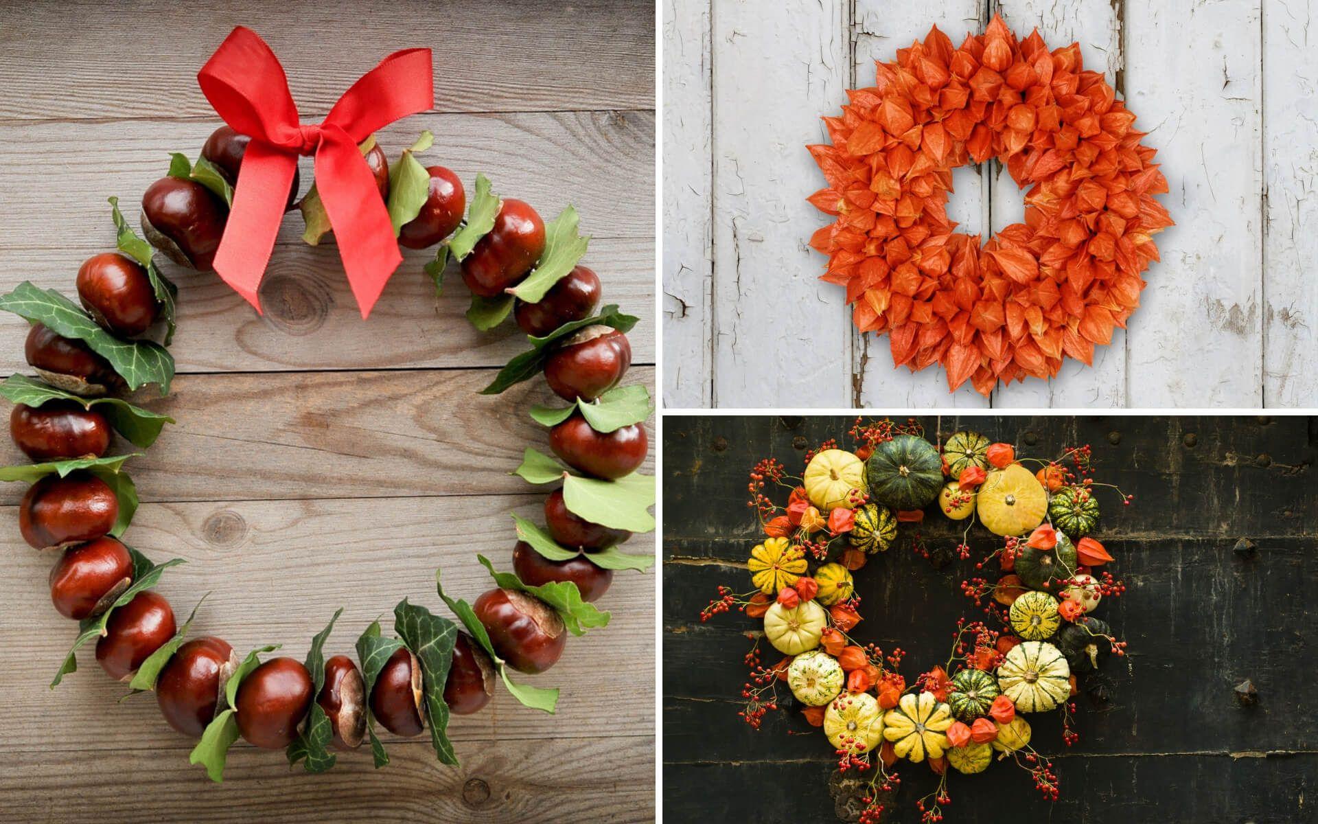 * I bambini Crafts *: fiore variopinto Ghirlanda per le decorazioni